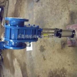 Z644TC-25C 气动陶瓷双闸板阀