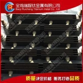 电解法次氯酸钠发生器用钛阳极 涂层钛阳极管 钛电极订制