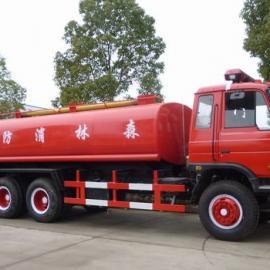 国五东风153十二吨消防sa水车