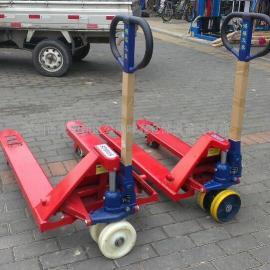 5吨鸿福手动叉车厂家销售