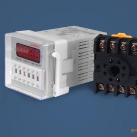 数显时间继电器DH48S-S 循环控制时间继电器