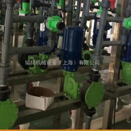 美国帕斯菲达机械隔膜计量泵
