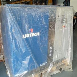 富达空压机代理商 LU37-10 37kw/5.6立方 工厂直供