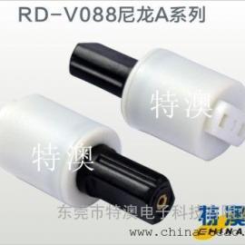 厂家直销特澳RD-T\V068单双向阻尼齿轮阻尼器阻尼轮