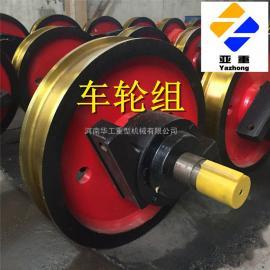 精工锻造/耐磨/使用寿命长 φ600*150 双边天车轮