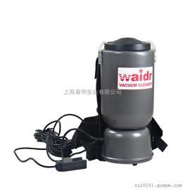 威德尔电瓶工业吸尘器肩背式高空作业吸尘器吸粉尘颗粒用吸尘机