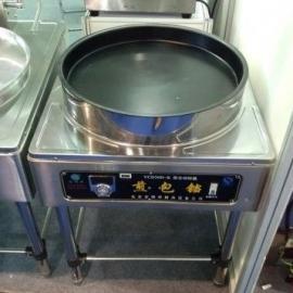 京明华YCD30D-K煎包铛 单温单控自动恒温电饼铛