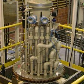 连续离子交换小试实验装置