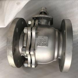 Q41F-150LB美标不锈钢低平台球阀