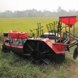 水田微耕机,水陆两用船型微耕机,MT船型机