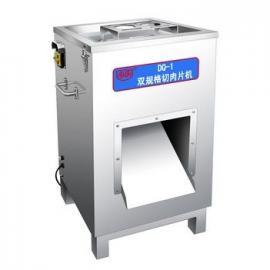 百成/荣艺DQ-1 双规格切肉片机 商用切肉片机