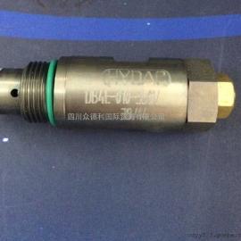 �R德克溢流�y DB4E-01X-350V原�b