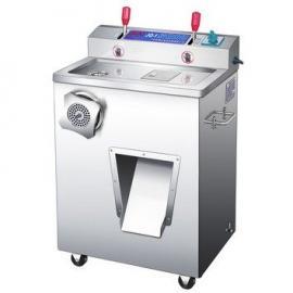 百成JQ-1绞切肉机 商用绞切两用机