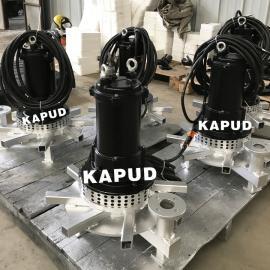 离心曝气机作用? 2.2KW增氧曝气机 QXB2.2