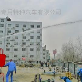 2017款东风天锦10吨消防洒水车国五排放标准
