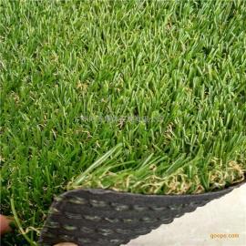 25mm四色休闲装饰人工草皮假草皮,高端环保仿真塑料草