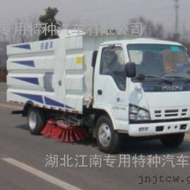 国五五十铃5吨扫路车