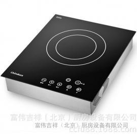 Chinducs嵌入shi电磁炉QP1.5A 华磁单tou电磁炉