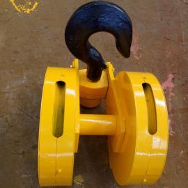 G882 5吨双梁吊钩组 电动葫芦专用吊钩