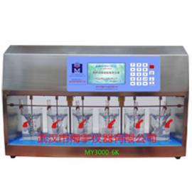 六联混凝试验搅拌器/水质监测仪