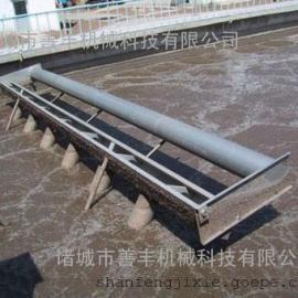 诸城善丰机械旋转式滗水器(SBR工艺)、旋转式滗水器的特点
