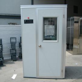 大峰净化fls系列不锈钢彩钢板洁净风淋室