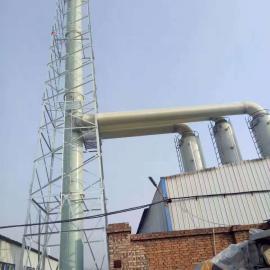 华强*生产ZTC型60吨玻璃钢烟气脱硫塔