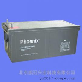 Phoenixxu电池KB12400 12V40AH阀控式凤凰xu电池