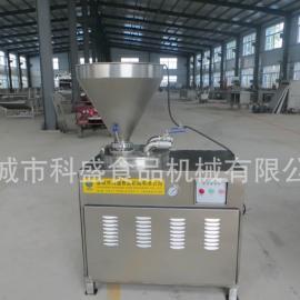 供应火腿灌肠机器 不锈钢工厂专用液压灌肠机 香肠灌装机