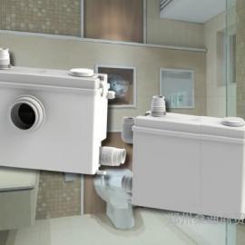 简易型污水处理装置地下室污水提升泵
