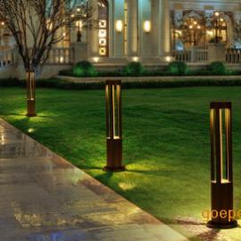 文宏景观照明压铸铝0.6米草坪灯