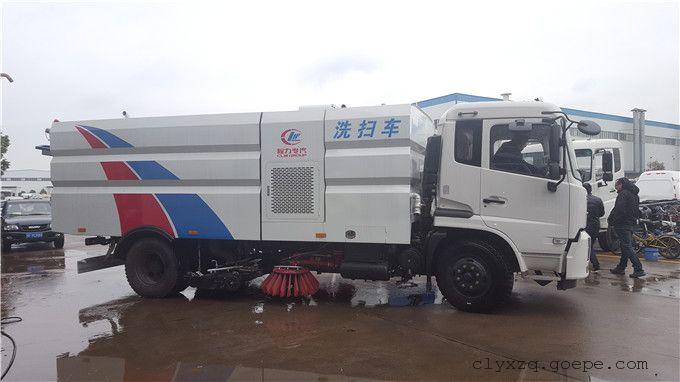 10吨道路清扫车报价