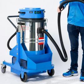 手推式工业吸尘器 wu流仓chu仓库库fang用地面灰尘尘土吸尘器设备