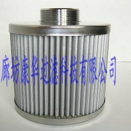 供应尾气处理设备不锈钢纤维高温空气VEECO过滤器
