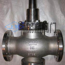 不锈钢水用减压阀 Y42X-16P DN200薄膜式减压阀