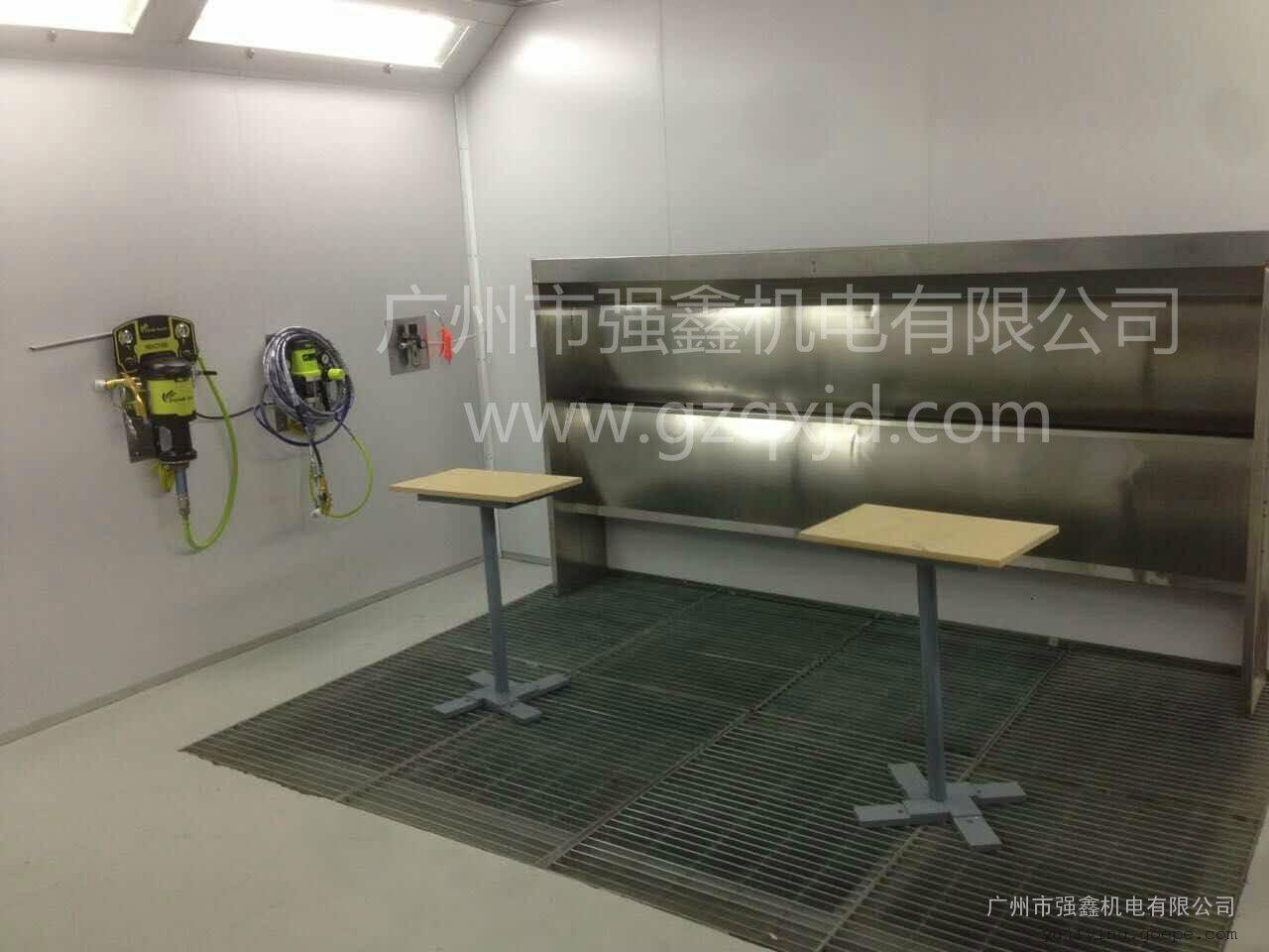 木质家具喷漆房,不锈钢水帘柜喷漆房报价,免费设计定制尺寸