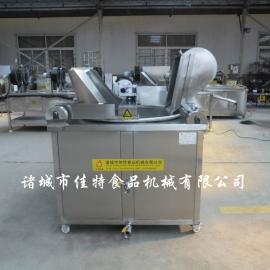全自动电加热油炸机AG官方下载AG官方下载,佳特炸洋葱圈油炸机