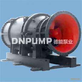 大流量调水用贯流泵 品质之选