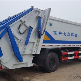 8吨压缩垃圾车-5吨压缩垃圾车价格
