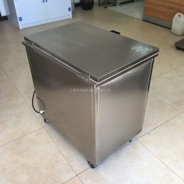 二槽分体式超声波清洗机,也可做成连体式,多槽超声波清洗机