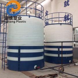 鼎唐20吨塑料水箱 PE水箱