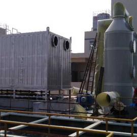 恶臭处理设备 臭气处理净化塔 微生物废气处理设备