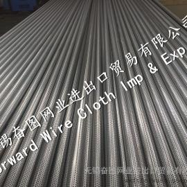 不锈钢304冲孔管 直缝冲孔管 直径26.1mm 厂家定制
