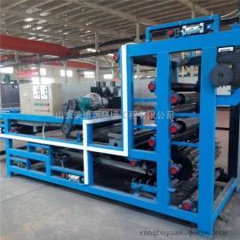 深度污泥脱水压滤机 三网带式压滤机价钱 小型污泥处理设备
