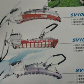 川崎SV100L双人采茶机、日本川崎双人采茶机SV100H