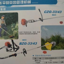 川崎CZG-43割灌机、川崎侧挂式割草机