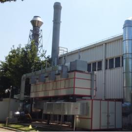 活性炭吸附-脱附催化燃烧净化装置