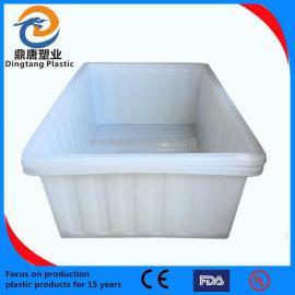 供��K50L-1100L塑料方箱,周�D箱, 周�D筐
