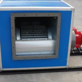 3CF认证离心柜式防火排烟风机