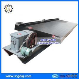 小槽钢摇床和大槽钢选矿摇床的安装技巧